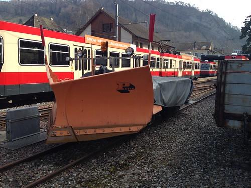 Waldenburger Bahn, Liestal, Switzerland 13531726794_4e243ced66