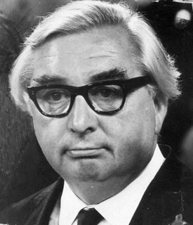 Lord George-Brown, The Complex And Larger Than Life British Labour Politician.