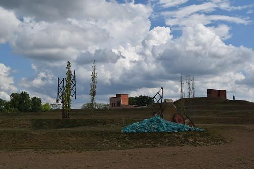 arielfoundationpark mountvernon mtvernon ohio industrial