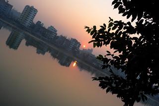 Wake up call! {... Gulshan, Dhaka, Bangladesh}