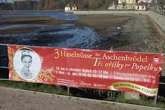 3 Haselnüsse für Aschenbrödel Ausstellung im Schloss Moritzburg 2009-11-31