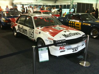 1982 Holden VH Commodore Group C - Outright winner 1982 James Hardie 1000