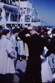 1954 Training Cruise