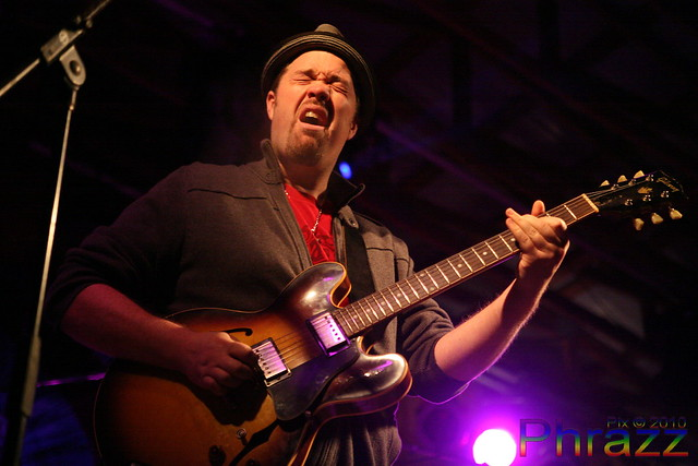 Eric Krasno Chapter 2 - Bear Creek