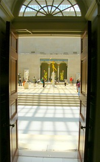 Into the American Wing