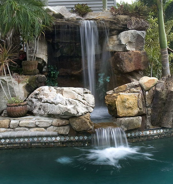 Photo for Natural rock swimming pools