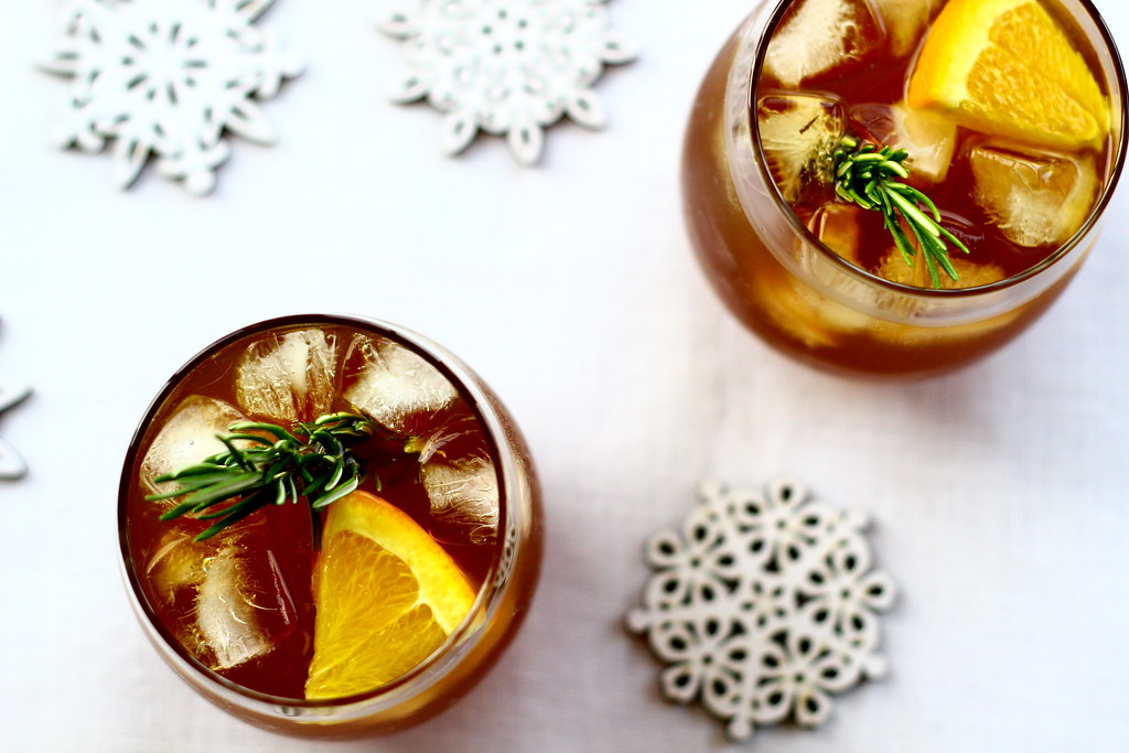 Holiday Cocktail: Tyrolean Spritz