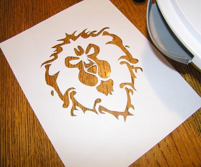 Stencils For Cake Decorating Uk