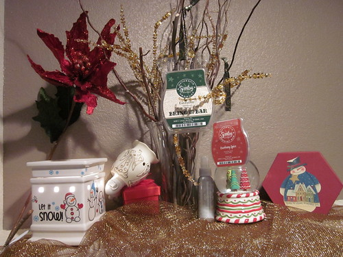 The Twelve Days of Scentsy