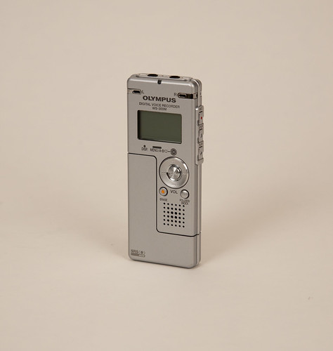Olympus Digital Voice Recorder WS300M