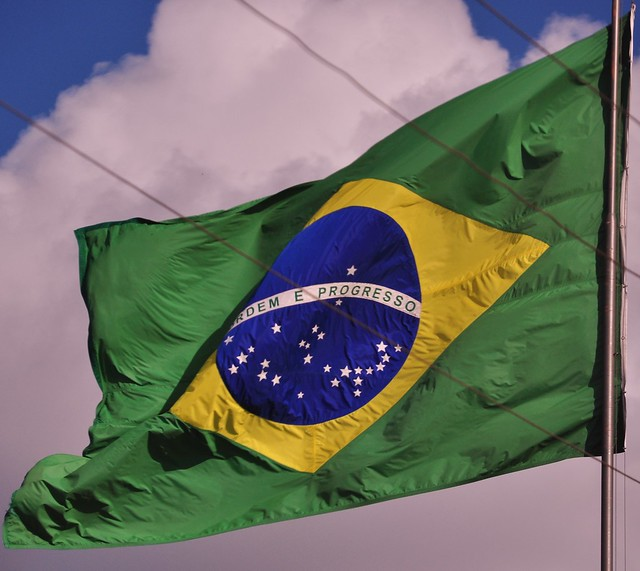 BRASIL ON TOP: THE FLAG