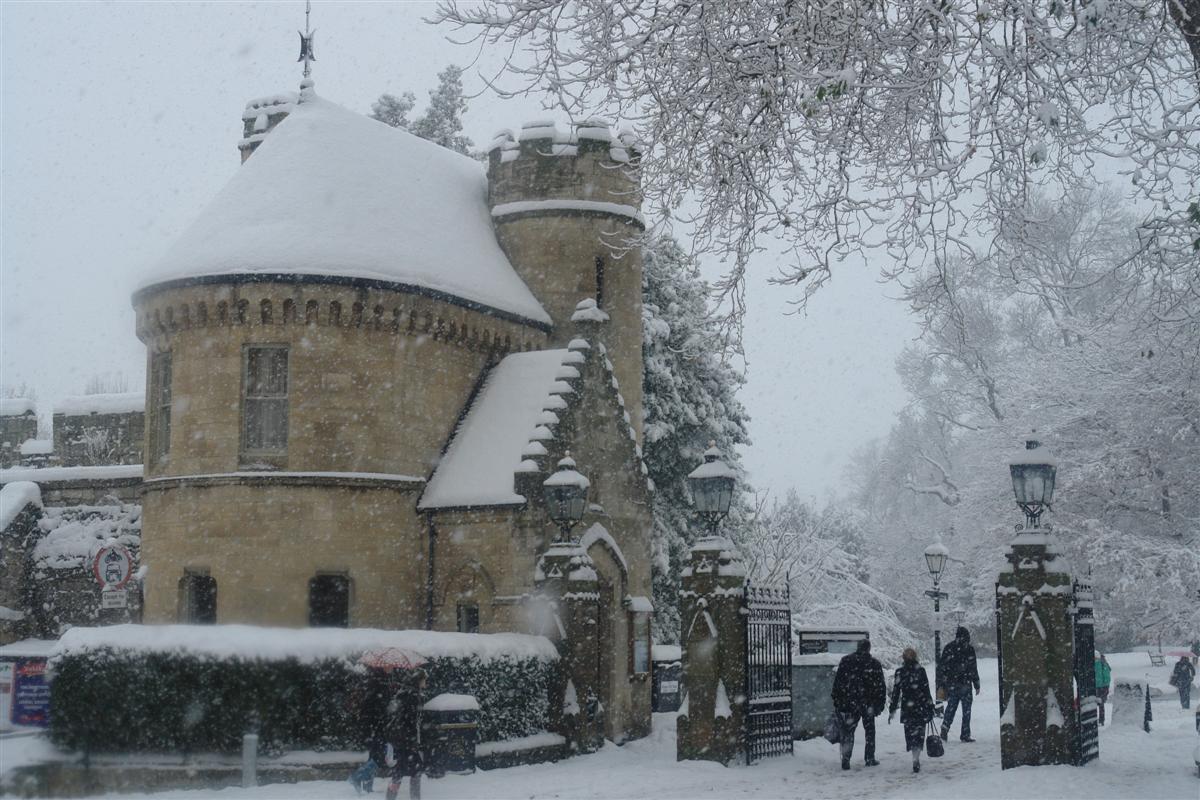 Gatehouse Museum Gardens York, magia e historia tras la nieve - 5272914113 f40078d858 o - York, magia e historia tras la nieve