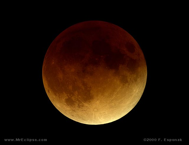 Photo:Get Ready for the Solstice Lunar Eclipse! (NASA, 12/19/10) By:NASA's Marshall Space Flight Center