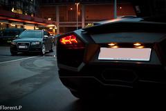 Lamborghini Reventon & Audi RS4 B7 Avant
