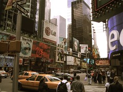 Old Fashioned Times Square