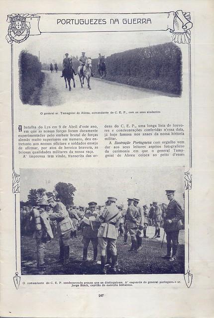 Ilustração Portugueza, Setembro 23 1918 - 7