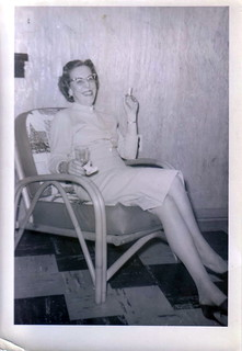 Smoking and drinking, 1941