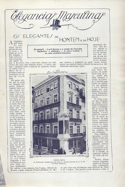 Ilustração Portugueza, Nº 731, Fevereiro 23 1920 - 9