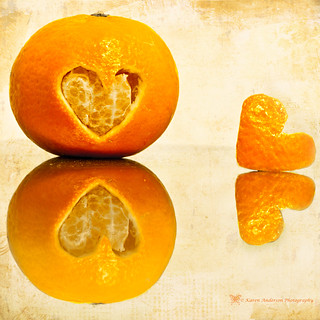 The citrus heart