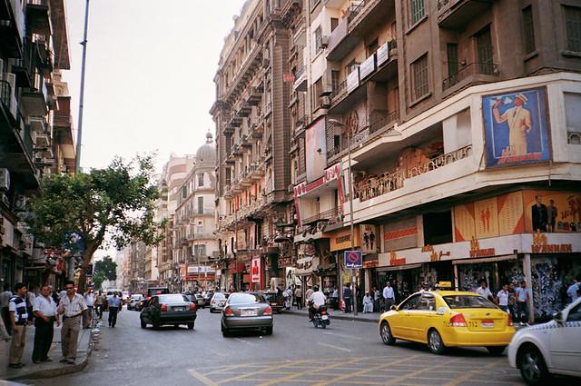 Talaat Harb Street [more inside]