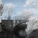 Infrared Bridge by Matthew HDR