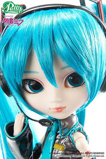 Pullip Miku Hatsune - Face Up