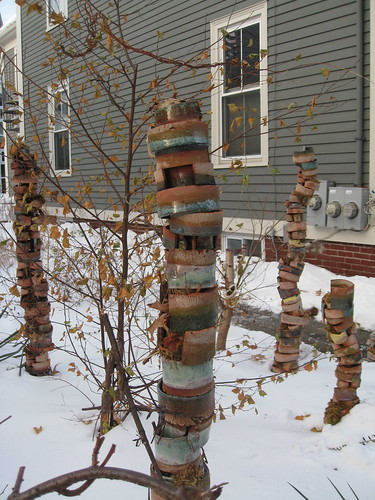 Ceramic Towers