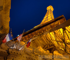 Eiffel Tower, Paris (Las Vegas)