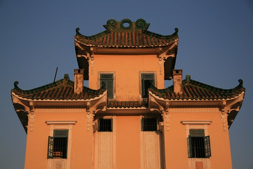 Diaolou in Liyuan, Kaiping