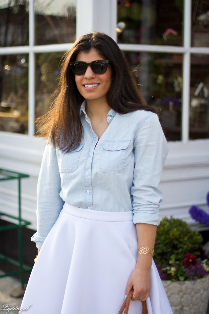 chambray shirt, white skirt-5.jpg