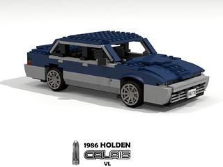 Holden VL Calais - 1986