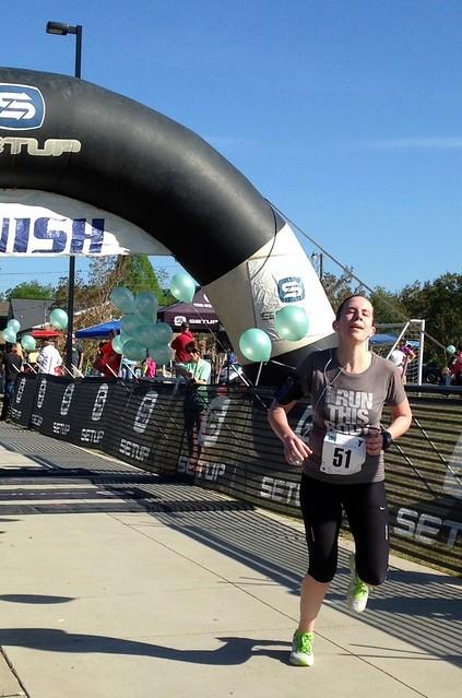 Y2Y half marathon