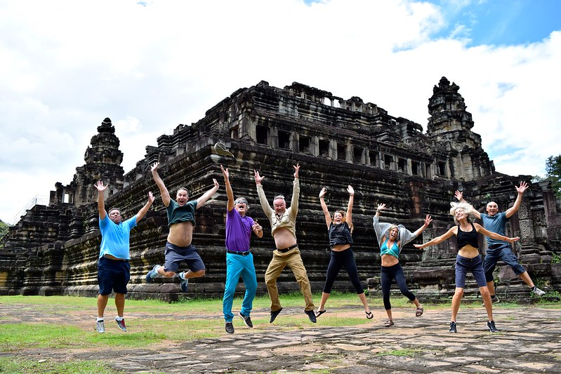 Cambodia Blue Osa Journey September 2016
