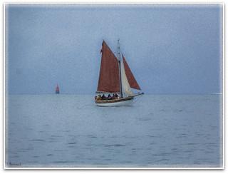 baie de Saint Malo..