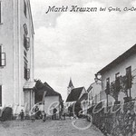 1900_Markt Kreuzen