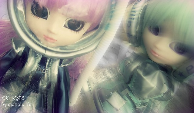 Celleste [Pullip Cosmic Jupi]