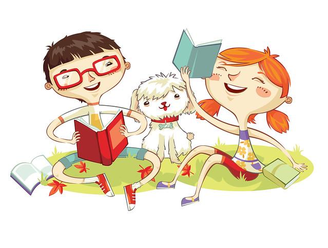 Niños leyendo | Flickr - Photo Sharing!