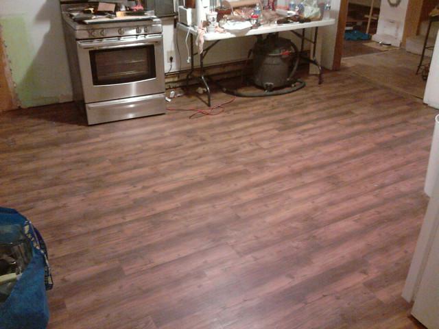 Allure Kitchen Flooring