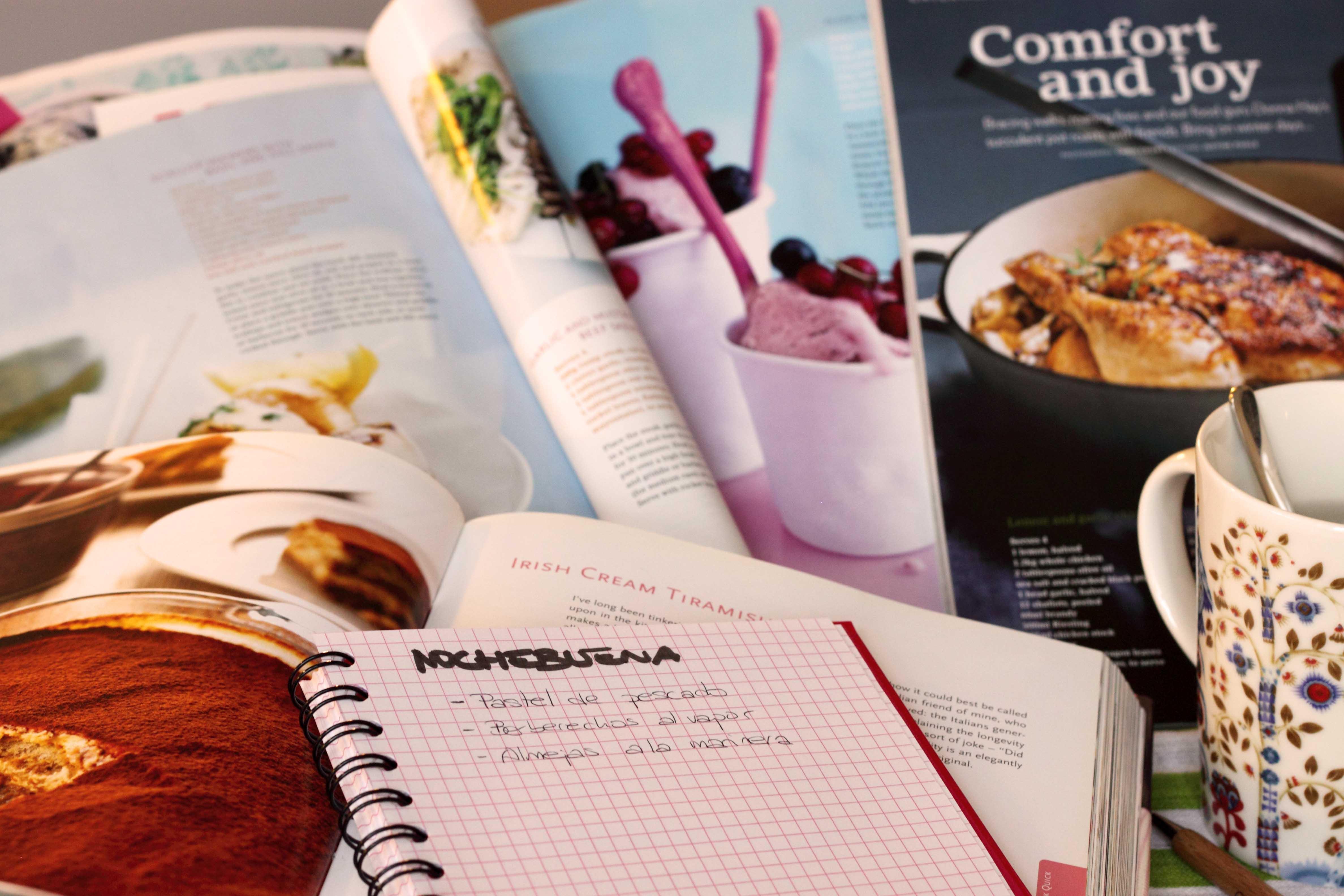 Planificando la cena (7/24)