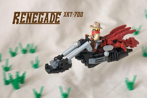 Renegade XRT-700