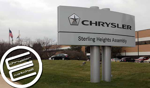 Chrysler Group LLC Sterling Heights Assembly Plant