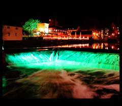 Allt ljus på Uppsala