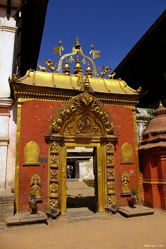 Bhaktapur - Durbar Square - Golden Gate