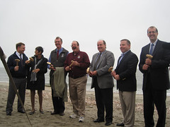 Long Beach West Habitat Restoration