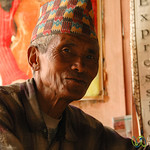 Wise Elder - Annapurna Circuit, Nepal