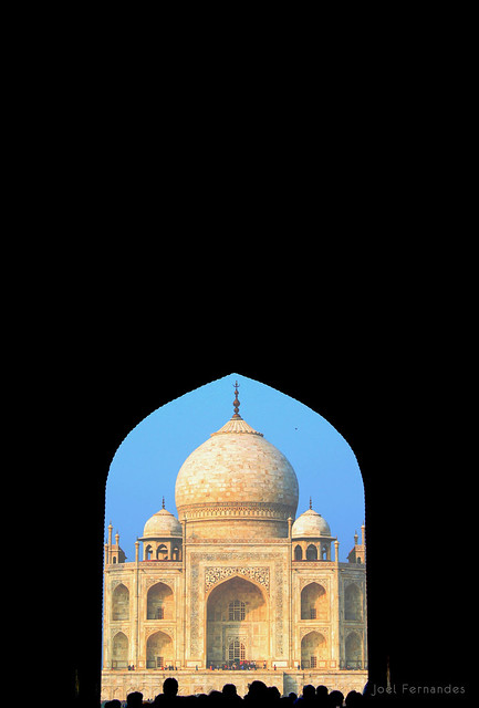 Taj Mahal - Joel Fernandes