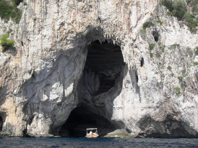 BLURIDE excurtion capri grotta bianca