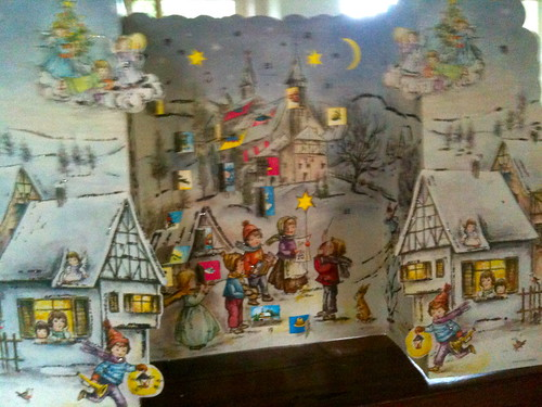 My 1978 advent calendar