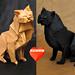 Cats by Victoria Serova & Vladimir Serov