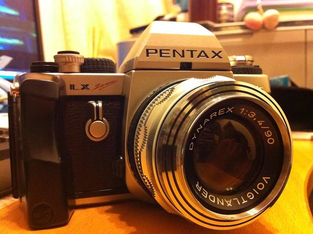2015年器材-Pentax篇